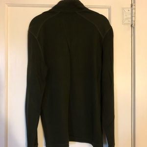 Calvin Klein Sweaters - MENS Calvin Klein Quarter ZIP Sweater